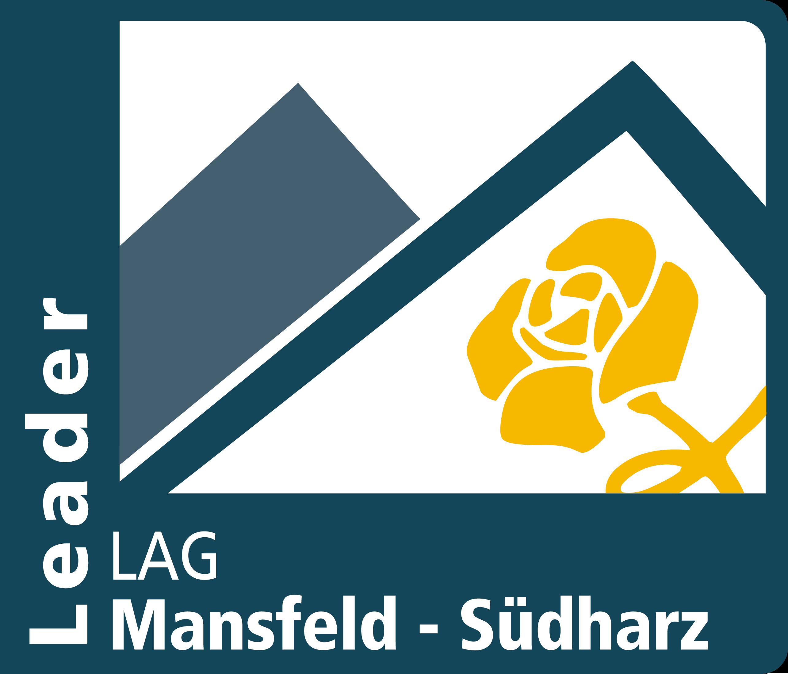 Logo der LAG Mansfeld-Südharz