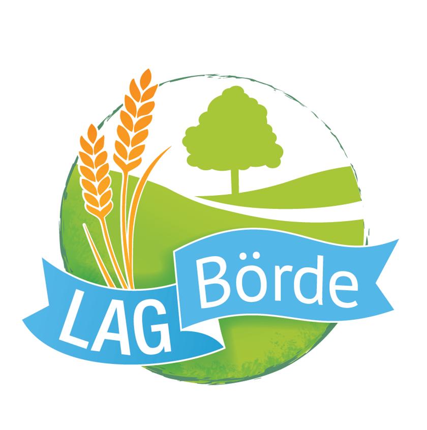 Logo der LAG Börde