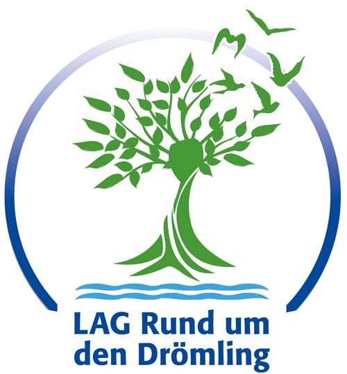 Logo der LAG Rund um den Drömling